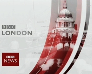 PEL120SSB SolarStreetBin™ Featured on BBC London News