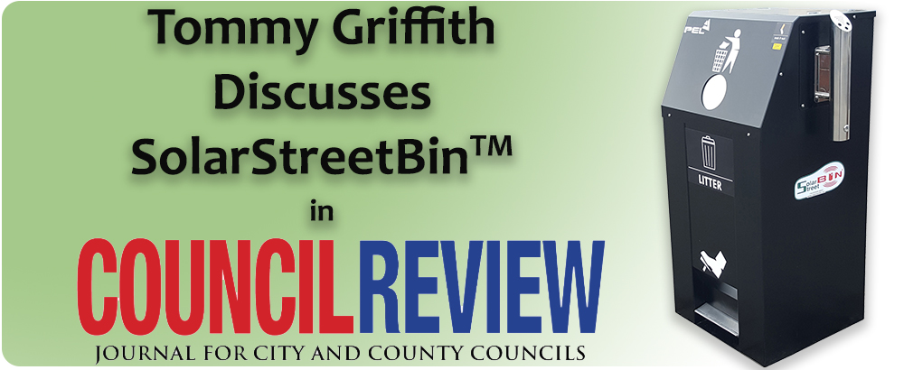 Tommy Griffith Q&A with Council Review